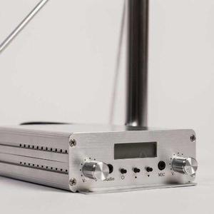 Transmisor Radio Fm 20 Watts + Antena + Cable + Envio Gratis