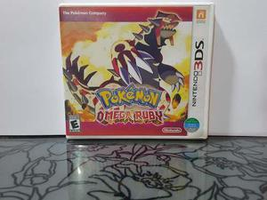 Video Juego Pokémon Omega Ruby Para Nintendo 3ds Con Envio