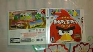 Videojuego Angry Bird Trilogy Para Nintendo 3ds