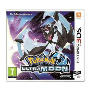 Videojuego Pokemon Ultra Moon Nintendo 3ds Gamer
