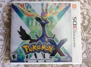 Videojuego Pokemon X Nuevo Para Nintendo 3ds Xl