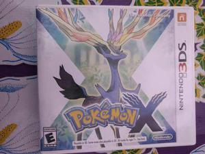 Videojuego Pokemon Y Nintendo 3ds