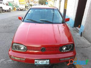 Vw golf GTI 93 rojo