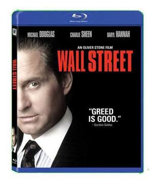 Wall Street El Poder Y La Avaricia Pelicula Bluray