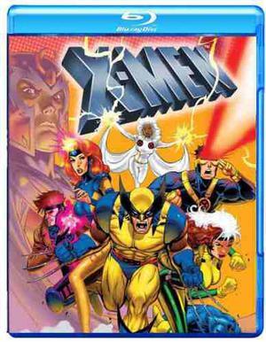 X Men Serie Completas Bluray/consolas Latino