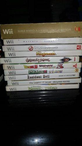 10 Juegos Wii Mayoreo Dragon Ball Z Budokai 3, The Legend Of