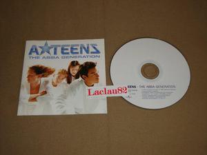 A Teens The Abba Generation 1999 Universal Cd
