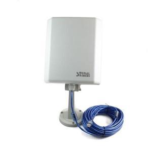 Antena Wifi Signal King Exteriores 58 Dbi 3km Kit 30 Pzas