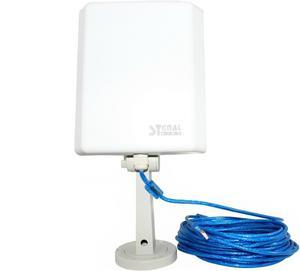 Antena Wifi Signal King Sk10tn Exterior 3km 58dbi Usb 10mts