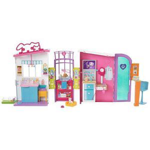 Barbie Centro De Cuidado De Mascotas