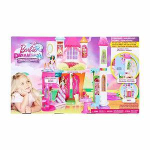 Barbie Dreamtopia Palacio De Princesas Villa Caramelo