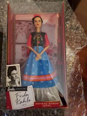 Barbie Frida Kahlo Envio Gratis
