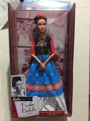 Barbie Frida Kahlo Importada