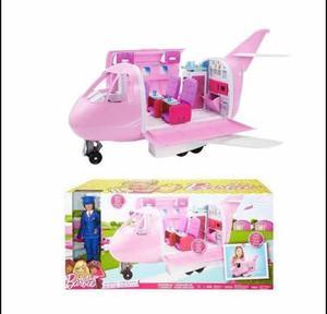 Barbie Jet De Lujo Avion
