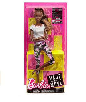 Barbie Movimientos Made To Move Ultraflexible