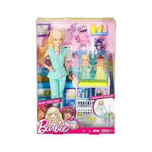 Barbie Pediatra Profesiones