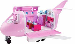 Barbie Playset Jet De Lujo Glam Mattel Envio Gratis
