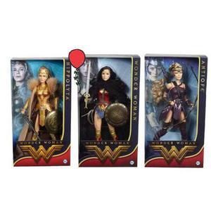Barbie Wonder Woman Colección 3