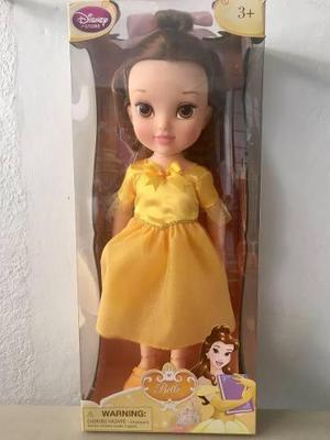 Bella Muñeca De Colección Disney Store Original