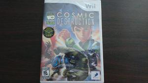 Ben 10 Ultimate Alien Cosmic Destruction Wii Nuevo Sellado