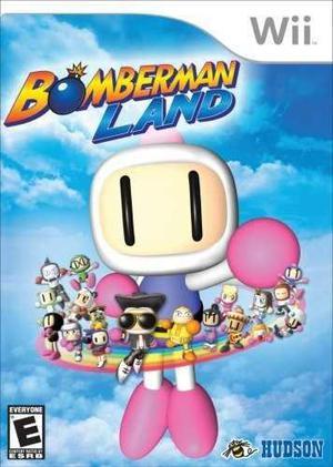 Bomberman Land (nuevo Y Sellado) - Nintendo Wii