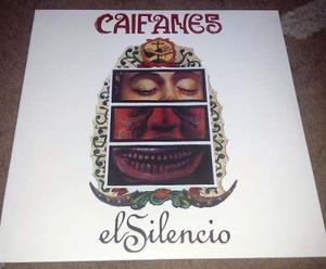 Caifanes - El Silencio (vinilo, Lp, Vinil, Vinyl)