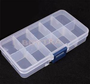 Caja Organizadora 10 Compartimientos Ajustables