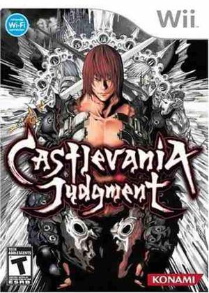 Castlevania Judgment (nuevo Y Sellado) - Nintendo Wii