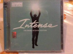 Cd Armin Van Buuren Intense The More Intense Edition 2 Cd