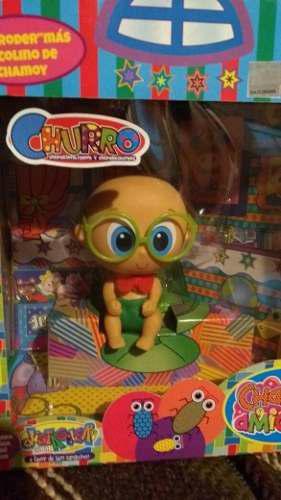 Churro Lentes Verdes Distroller Original + Bolsa Distroller