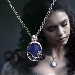 Collar Diario Vampiros Katherine Vampire Diaries Envío