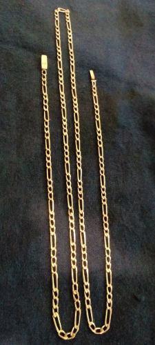 Collar Eslabones Tp Cartier, En Oro Solido De 10k