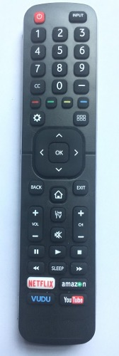 Control Remoto Smart Para Tv Hisense