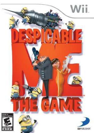 Despicable Me El Juego Para Wii