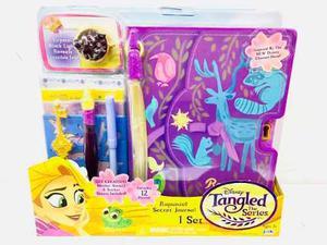 Diario Secreto Rapunzel 12 Accesorios Tinta Invisible