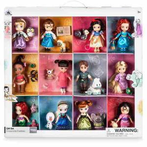 Disney Animators Colletion Mini Dolls Edición De Colección