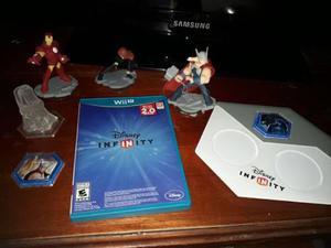 Disney Infinity 2.0 Videojuego Nintendo Wii U