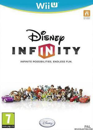 Disney Infinity 3.0 Nintendo Wii U