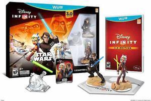 Disney Infinity 3.0 Starter Pack Star Wars Para Wii U Nuevo!