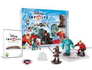 Disney Infinity Starter Pack, Para Wii.