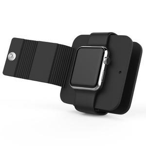 Estación De Carga Moko De Silicona Para Apple Watch -negro