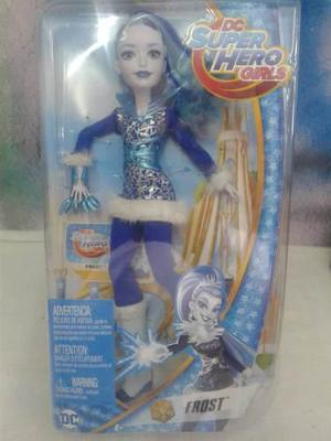 Frost Dc Super Hero Girls Mattel ¡¡¡envio Gratis!!!
