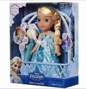 Frozen Elsa Canta