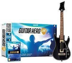 Guitar Hero Live Para Wii U Nuevo::..