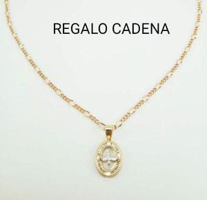 Hermosa Medalla Espíritu Santo Bautizo Oro Sólido 10k