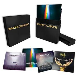 Imagine Dragons Limited Edition Coleccion Boxset 5 Vinyl Lp