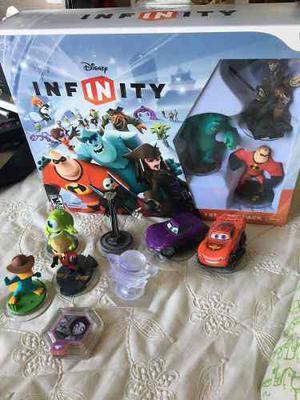 Increíble Paquete De Disney Infinity Para Wii, Aceptó