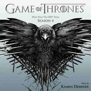 Juego De Tronos Game Of Thrones Temporada 4 Soundtrack Cd