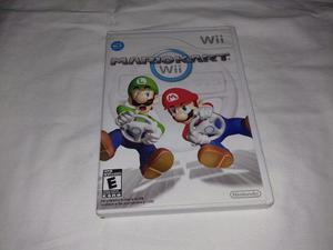 Juego Mario Kart Nintendo Wii O Wii U