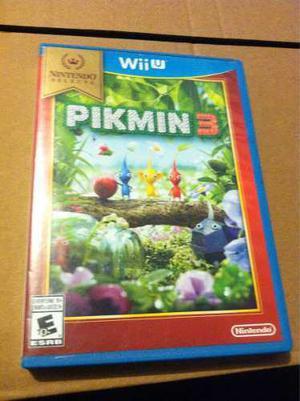Juego Nintendo Wii U Pikmin 3